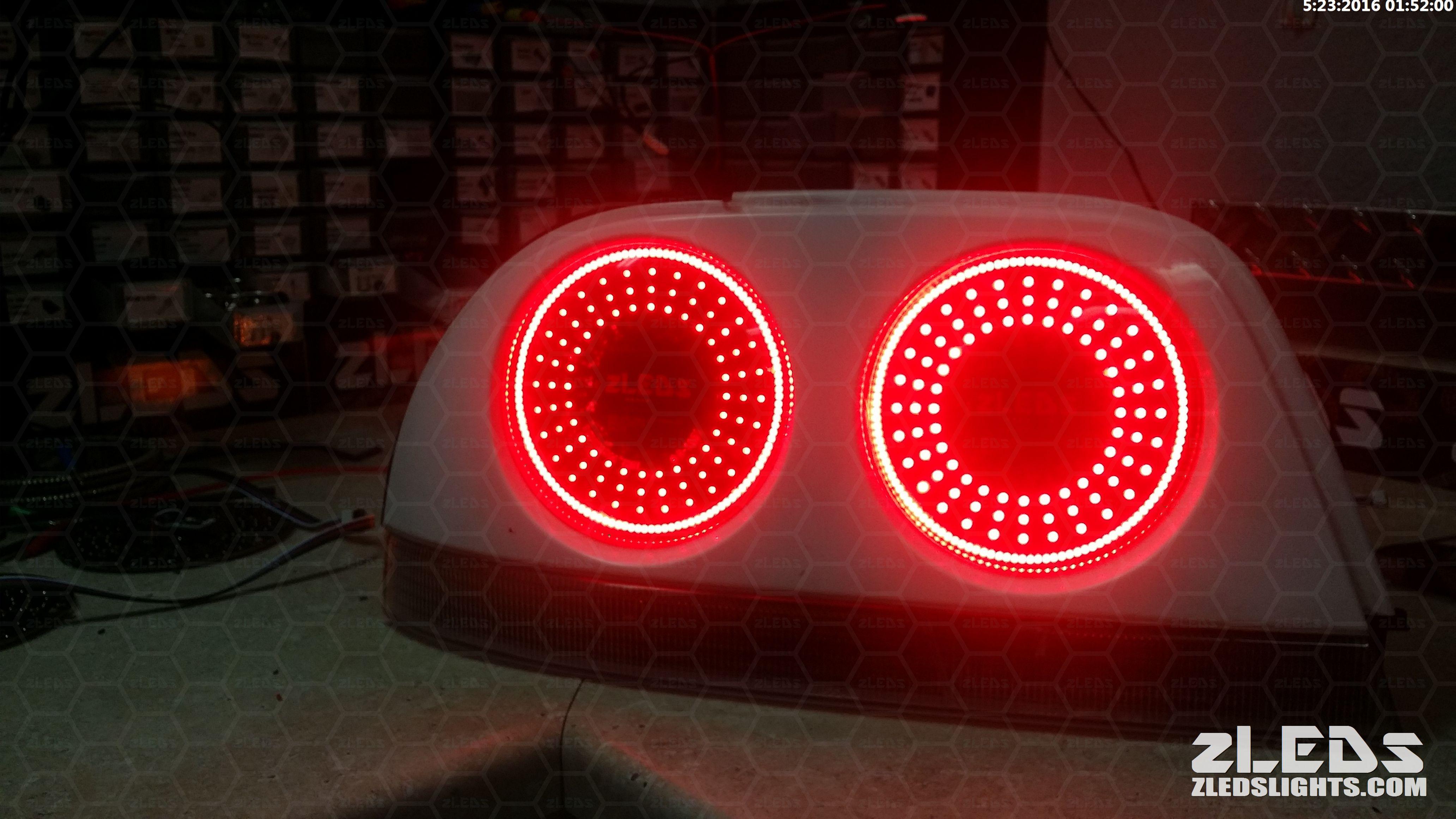 Trailer Light Wiring Diagram Nissan Gtr Schematics R33 Zledslights 2005